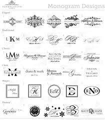 wedding gobo templates customized wedding monogram design diy monogram design