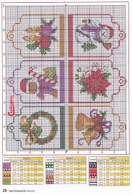 434 best cross stitch christmas images on pinterest christmas