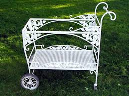 Vintage Iron Patio Furniture - vintage wrought iron garden furniture 1000 images about that