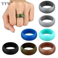 Rubber Wedding Rings by Compare Prices On Silicone Finger Ring Online Shopping Buy Low