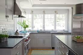 Light Gray Kitchens Light Gray Kitchen Cabinets Simple Decor Unlockedmw