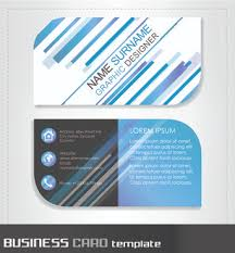round business cards template free vector download 31 715 free