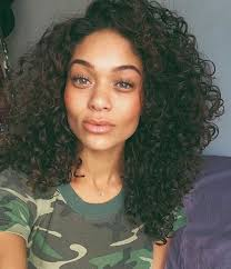 cutting biracial curly hair styles 1044 best c u r l s images on pinterest curly hair natural hair