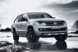 volkswagen special editions 2015 vw amarok u0027dark label u0027 special edition headed for australia