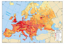 Europe In World War 1 Map by History 301 Week 1