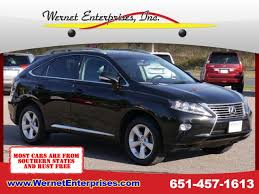 lexus suv used for sale used lexus for sale in inver grove heights mn at wernet