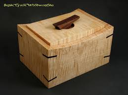 cremation boxes wooden cremation urn made to order by briantyirinwoodwork on etsy