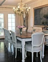 Farmhouse Dining Room Tables Best 25 White Farmhouse Table Ideas On Pinterest Kitchen Farm
