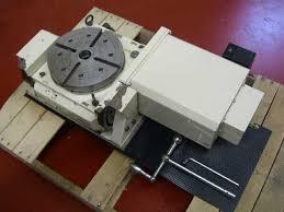 tsudakoma rotary table manual thnc 251 10 nc tilting rotary table