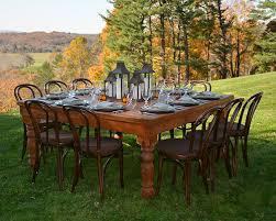 prl product farm tables risers and farmhouse bar