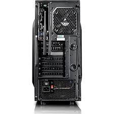 black friday gaming desktop amazon com cybertronpc palladium 970z gaming desktop intel i7