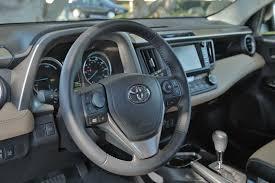Toyota Interior Colors 2016 Toyota Rav4 Hybrid Review Autoguide Com News