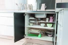 rangement sous évier cuisine cuisinez pour maigrir