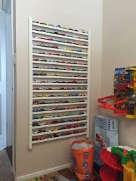 Build Your Own Wooden Toy Garage by Awesome Ways To Organize And Store Your Cars Organizing Storage