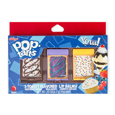 halloween pop tarts pop tarts flavored lip balms set of 3 claire u0027s beauty products