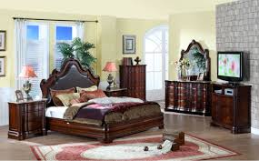 Mf Design Furniture Classic Bedroom Set Mf 90 Traditional Bedroom