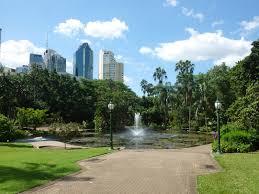 Botanic Gardens Brisbane City Onslow And Miss B City Botanic Gardens