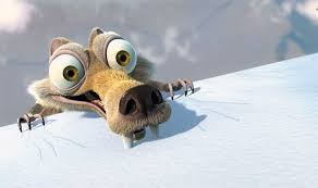 ice age movies story scrat den geek