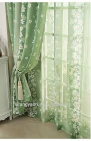Green Living Room Curtains by Green Curtains For Living Room Decorate The House With Beautiful
