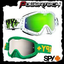 spy motocross goggles antiparra motocross spy whip mx espejadas linea premium usa