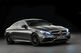 car mercedes 2016 2016 mercedes amg c63 coupe revealed exclusive studio pictures