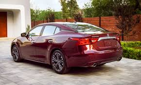 nissan sedan 2016 interior 2016 nissan maxima first drive review autonxt