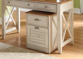 Pine Home Office Furniture by Ocean Isle Home Office Writing Desk Hutch With Rubberwood Solids