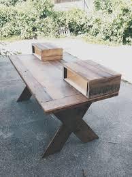 Free Diy Studio Furniture Plans by 25 Best Studio Desk Ideas On Pinterest Natural Desk Lamps