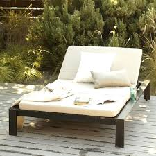 Outdoor Furniture Amazon by Chaise Lounge Double Chaise Lounge Outdoor Cushions Source
