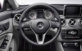 2014 mercedes cla250 coupe mercedes cla250 in ash with anthracite trim and silver faced