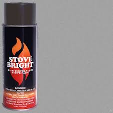 stove bright high temp paint pewter northline express