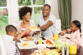 the news and the bad news about the state of family dinner