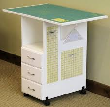 Folding Sewing Cutting Table Impressive On Folding Craft Table With Storage 1000 Ideas About