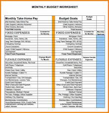 12 hoa budget spreadsheet balance spreadsheet