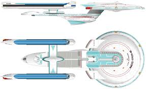 actd advanced starship design bureau excelsior class specs