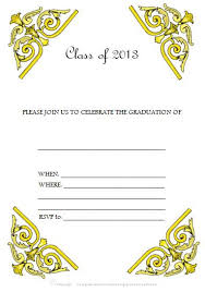 templates for graduation announcements free free printable graduation announcement template etame mibawa co