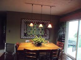 Lighting Above Kitchen Table Pendant Lighting Over Dining Room Table Inspirations With For