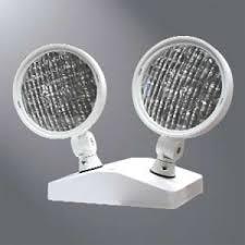 sure lites emergency lights cooper lighting rfled402 sure lites led emergency light 9 6v