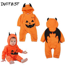Girls Pumpkin Halloween Costume Infant Monster Halloween Costume Promotion Shop Promotional