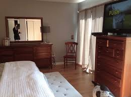 Grey Furniture Bedroom Need Advice On Cherry Wood Bedroom Furniture Paint Or Put A Stain O