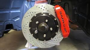Dodge Challenger Engine Swap - dodge challenger baer brake upgrade youtube