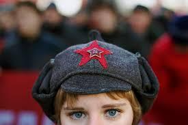 communist red revolution u0027s anniversary