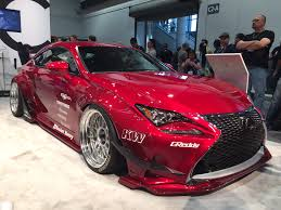 lexus sema 2016 rocket bunny lexus rc at sema clublexus lexus forum discussion