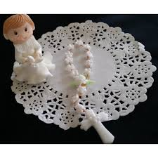 First Communion Cake Decorations First Communion Cake Topper Or Boy With Rosary Cake