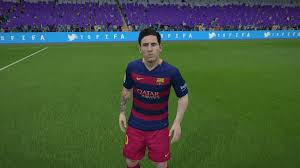 fifa 16 messi tattoo xbox 360 fifa 16 fc barcelona player faces gameplay 1080p ps4 xbox one