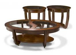 Pc Coffee Table End Tables And Coffee Tables For Sale Brooklyn Espresso 3 Pc