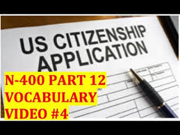 2017 n 400 part 12 vocabulary video 4 youtube