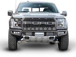 2017 f150 light bar n fab f 150 radius light bar multi mount system textured black