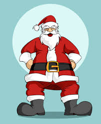 free santa claus greeting card stock photo freeimages