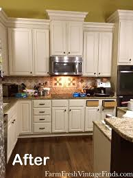 painting cabinets with milk paint kitchen makeover in linen milk paint general finishes milk paint
